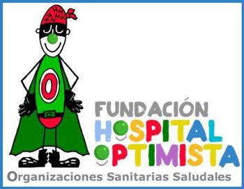 Log fundación hospital optimista. Organizaciones Sanitarias Saludables.