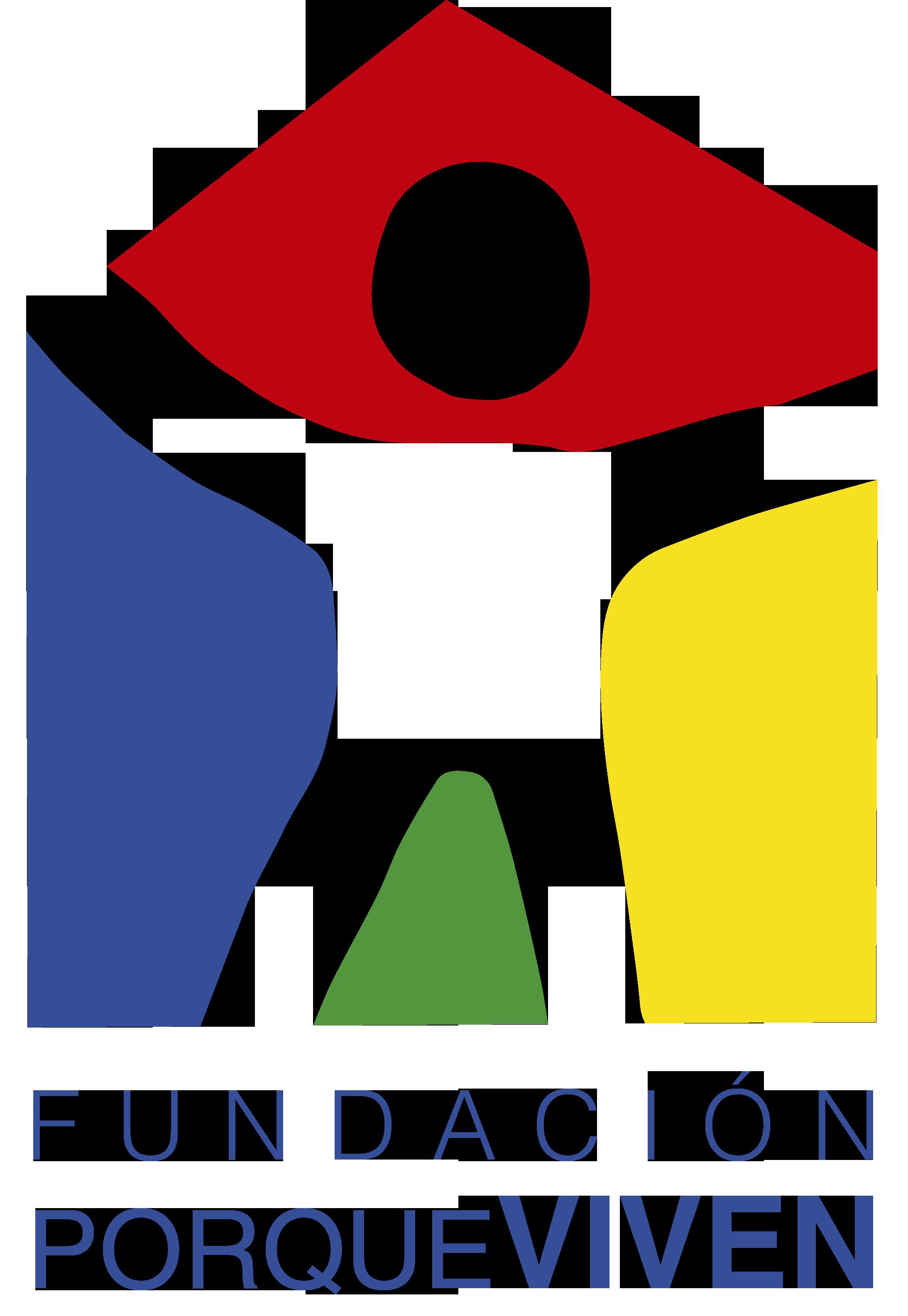 """Enlace a la página """"Fundación porque viven""""   de la"""